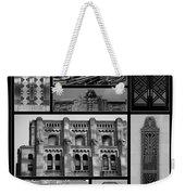 Toronto Art Deco 1 Weekender Tote Bag