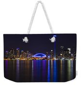 Toronto From Center Island Weekender Tote Bag