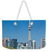 Toronto Harbour Weekender Tote Bag