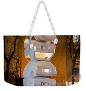 Toronto Sculpture Garden  7d01024 Weekender Tote Bag