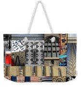 Toronto Textures 1 Weekender Tote Bag