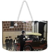 Toronto Traffic Cop 1912 Weekender Tote Bag