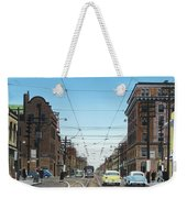 Toronto Yonge And Bloor 1954 Weekender Tote Bag