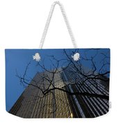 Toronto's Golden Bank - Royal Bank Plaza Downtown Weekender Tote Bag