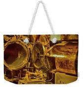 Torpedo Chamber Uss Bowfin Weekender Tote Bag