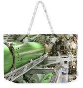 Torpedo Room Weekender Tote Bag