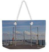Torquay Pier Devon Weekender Tote Bag