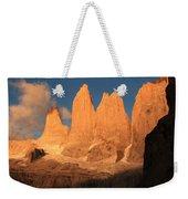 Torres Del Paine Weekender Tote Bag