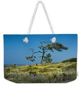 Torrey Pine On The Cliffs At Torrey Pines State Natural Reserve Weekender Tote Bag