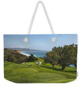 Torrey Pines Golf Course North 6th Hole Weekender Tote Bag