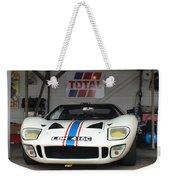 Total Ford Gt 40 Weekender Tote Bag