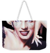 Totally Marilyn Weekender Tote Bag