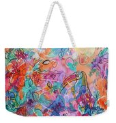 Toucan Dreams Weekender Tote Bag