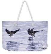 Touch Down Weekender Tote Bag