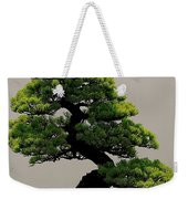 Touch Of Bonsai Weekender Tote Bag