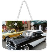 Touch Of Class Weekender Tote Bag