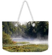 Touch Of Fall Weekender Tote Bag
