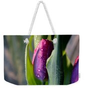 Touched From The Light Weekender Tote Bag
