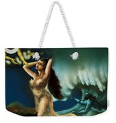Touch Of The Beautiful Temptress Weekender Tote Bag