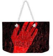 Ripples Of The Culture Weekender Tote Bag