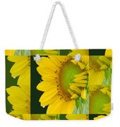 Touch Of Yellow  Weekender Tote Bag