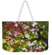 Touches Of Autumn  Weekender Tote Bag