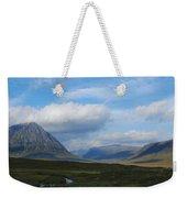 Touching Clouds Weekender Tote Bag