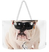 Tough Dog Weekender Tote Bag