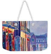 Toulouse At Bourbon New Orleans Weekender Tote Bag