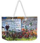 Tour De India Weekender Tote Bag