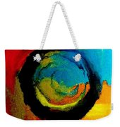 Touring A Parallel Universe Weekender Tote Bag