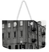 Touring Savannah Weekender Tote Bag