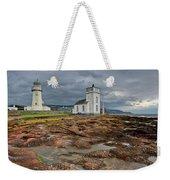 Toward Lighthouse  Weekender Tote Bag