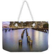 Towards The Evening Star Weekender Tote Bag