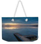 Towards The Light Weekender Tote Bag