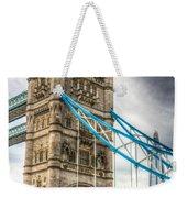 Tower Bridge And The Shard Weekender Tote Bag