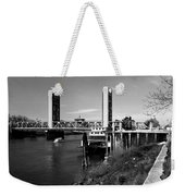 Tower Bridge Sacramento Weekender Tote Bag