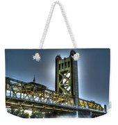 Tower Bridge Sacramento Weekender Tote Bag
