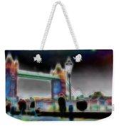 Tower Bridge Surrealism Weekender Tote Bag