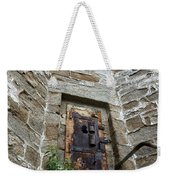 Tower Door Weekender Tote Bag