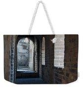 Tower In The Great Wall 695 Weekender Tote Bag