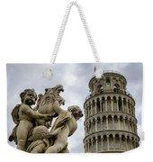 Tower Of Pisa Weekender Tote Bag