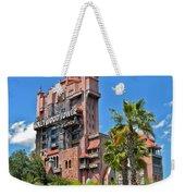 Tower Of Terror Weekender Tote Bag by Thomas Woolworth