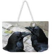 Tower Ravens Weekender Tote Bag