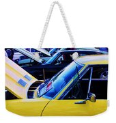 Tower Shops Weekender Tote Bag