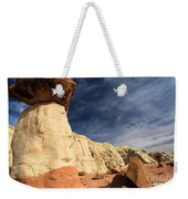 Towering Above The Landscape Weekender Tote Bag