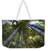 Towering Bamboo Weekender Tote Bag