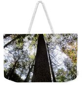 Towering Timber Weekender Tote Bag