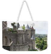Towers And Townwall  - Carcassonne Weekender Tote Bag