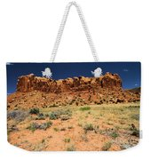 Towers To The Needles Weekender Tote Bag by Adam Jewell